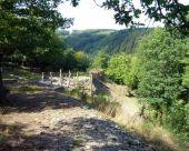 Point d'intérêt La Roche-en-Ardenne - Le site du Cheslé - Photo 1