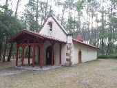 place MOLIETS-ET-MAA - Chapelle datant de l'époque des Templiers - Photo 1