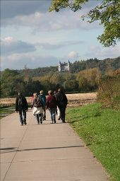 Point d'intérêt Rochefort - La Lesse - Château de Ciergnon - Photo 2