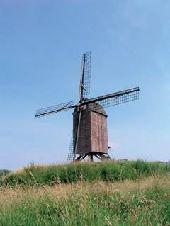 Point d'intérêt Woluwe-Saint-Lambert - Moulin à vent de Woluwe-Saint-Lambert - Photo 1