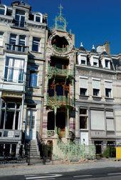 Point d'intérêt Bruxelles - Maison Saint-Cyr  - Photo 1