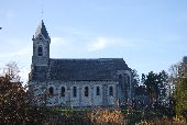 Point d'intérêt Ciney - Eglise de Braibant - Photo 1