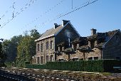 Point d'intérêt Ciney - Ancienne gare de Braibant - Photo 1