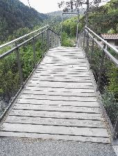 Point d'intérêt Chamoson - pont moderne - Photo 1