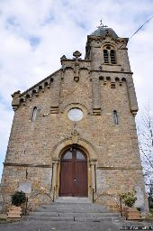 place Saint-Hubert - Eglise Saint-Martin - Photo 1