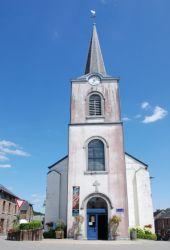 Point d'intérêt Sainte-Ode - Eglise de Lavacherie - Photo 1