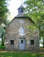 place Saint-Hubert - Chapelle Saint-Roch - Photo 1