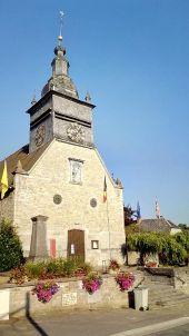 Point d'intérêt Tellin - Bure - Eglise Saint-Lambert - Photo 1