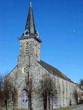 place Tellin - L'église de Resteigne - Photo 1