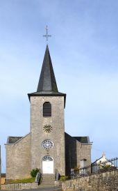 Point d'intérêt Hamois - Eglise Saint-Remacle - Photo 1