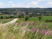 Point d'intérêt Sainte-Ode - Panorama sur le village de Lavacherie - Photo 1
