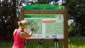 Point d'intérêt Sainte-Ode - Ardenne Nordic Park, Plan des itinéraires - Photo 2