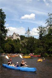 Point d'intérêt Houyet - Descente de la Lesse en kayaks - Photo 1