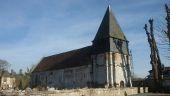 Point d'intérêt CAUMONT - Eglise de Caumont - Photo 1