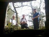 Point d'intérêt NOISY-SUR-ECOLE - 05 - Dans l'abri juste avant le Mont Chauve (Cimetière aux Ânes) - Photo 1