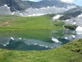 Point d'intérêt Orsières - le plus grand lac - Photo 1