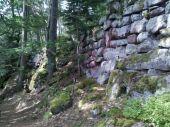 Point d'intérêt OTTROTT - 12 - Sentier des Merveilles, le Mur Païen fait une bonne hauteur - Photo 1