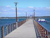 Point d'intérêt LEGE-CAP-FERRET - Enbarcadère Belissaire - Photo 1