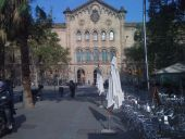 place Barcelona - playa de universitat - Photo 1
