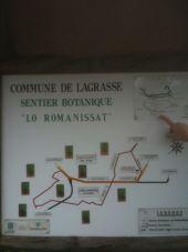 Point d'intérêt LAGRASSE - sentier botanique - Photo 1