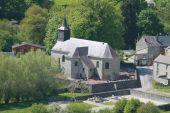 Point d'intérêt Viroinval - Église Saint Servais de Dourbes  - Photo 1