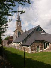 Point d'intérêt Viroinval - Église d'Olloy  - Photo 1
