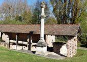 place VILLENEUVE-LA-DONDAGRE - croix de Saint Loup - Photo 1