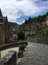 place CONQUES - village - Photo 1