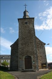 place Rochefort - Eglise Saint-Michel -Ave-et-Auffe - Photo 1