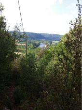 Point d'intérêt LA ROQUE-GAGEAC - vue Dordogne - Photo 1