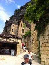 place LA ROQUE-GAGEAC - la roque gageac - Photo 1
