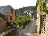 place CONQUES - Conques - Photo 1