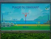place LE DIAMANT - Longueur de la plage du Diamant - Photo 1