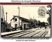 place MAIZIERES-LA-GRANDE-PAROISSE - Maizières-la-Grande-Paroisse 1 - Photo 1