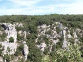 place OPPEDETTE - Vue sur les gorges - Photo 1