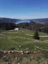 Point d'intérêt L'Abbaye - premier point de vue  - Photo 1