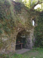 place LA REMAUDIERE - grotte - Photo 1