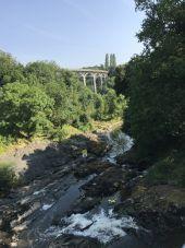 Point d'intérêt HILLION - L'Ancien Viaduc et le Gouessant - Photo 1