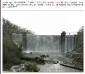 Point d'intérêt HILLION - Cascades au barrage du Pont Rolland - Photo 1