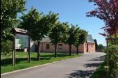 place Sainte-Ode - Place du village d'Houmont, église - Photo 2