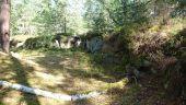 Point d'intérêt POLIGNY - 09 - Petite pause près d'un petit front de taille (?) - Photo 1