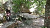 Point d'intérêt LE VAUDOUE - 06 - L'abri 4 étoiles de Cailleau - Photo 1