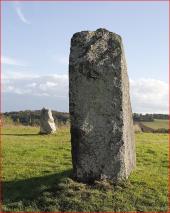 place LE SEL-DE-BRETAGNE - Les Menhirs du Champ Harel - Photo 2