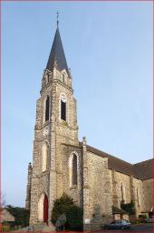 place LE SEL-DE-BRETAGNE - Eglise St Martin du Sel de Bretagne - Photo 1
