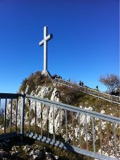 place SAINT-JEAN-D'ARVEY - croix du nivolet - Photo 1