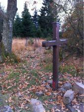 place Jalhay - croix des fiancés - Photo 1