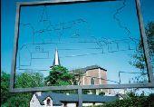 Point d'intérêt Gesves - Oeuvre Fête de Mai N°14 - Les cadres - Photo 1