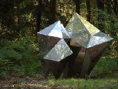 Point d'intérêt Gesves - Oeuvre Fête de Mai N°61 Cristal de paradis - Photo 1