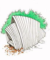 Point d'intérêt Havelange - Abri artistique Sentier d'art  - Photo 1