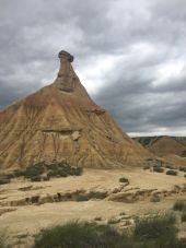 place Bardenas Reales - El Castillo  - Photo 1